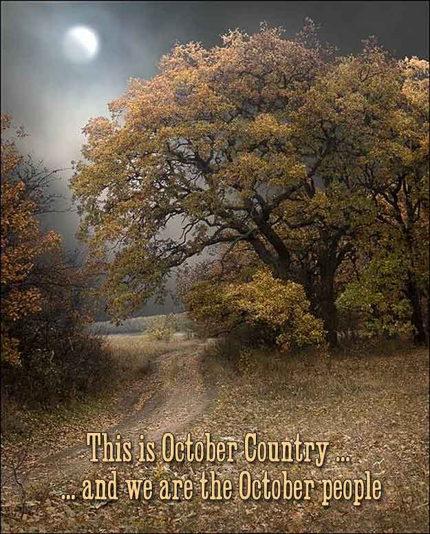 octobercountry